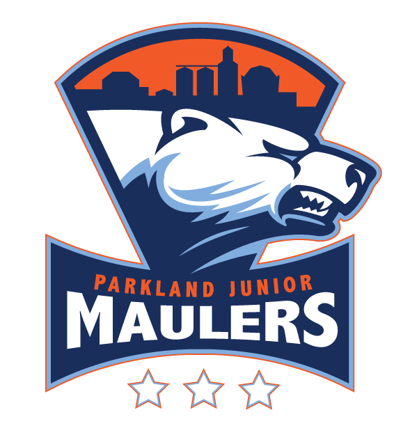 Parkland Junior Maulers Logo